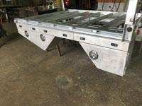Custom ute tray tool boxes
